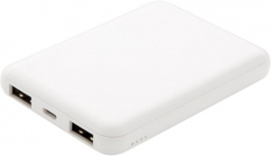 XD Collection powerbank 5000 mAh 8,8 x 6,2 cm ABS wit