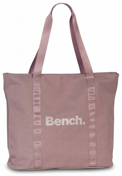 Bench shopper dames 20 liter nylon roze