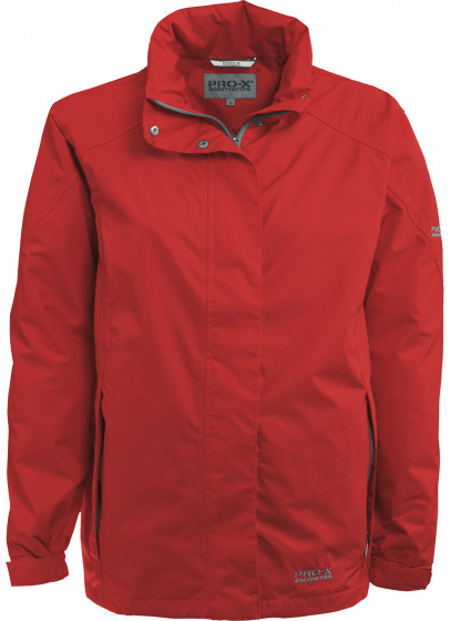 Pro-X Elements outdoorjas Carrie dames polyester rood