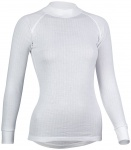 Avento Thermoshirt Lange Mouw Dames Wit