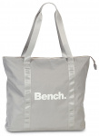 Bench shopper dames 20 liter nylon grijs