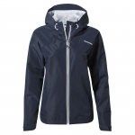Craghoppers jas Toscana waterdicht dames polyester navy