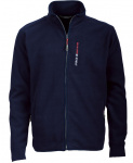Pro-X Elements outdoorvest Ohio heren fleece marineblauw